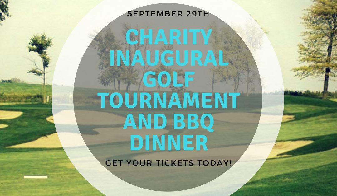 Inaugural Golf Tournament & BBQ Dinner 2018